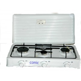 CONIC 3 BURNER T/TOP