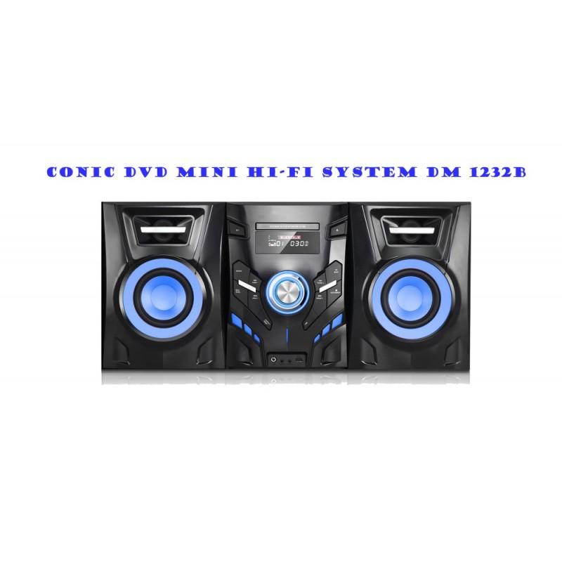 Conic DVD Mini HiFI System DM 1321B