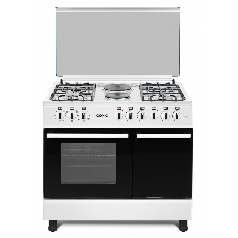 CONIC 4X2 COOKER White
